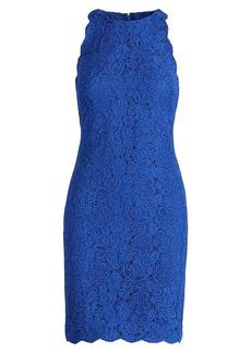 Ralph Lauren Scalloped Lace Dress