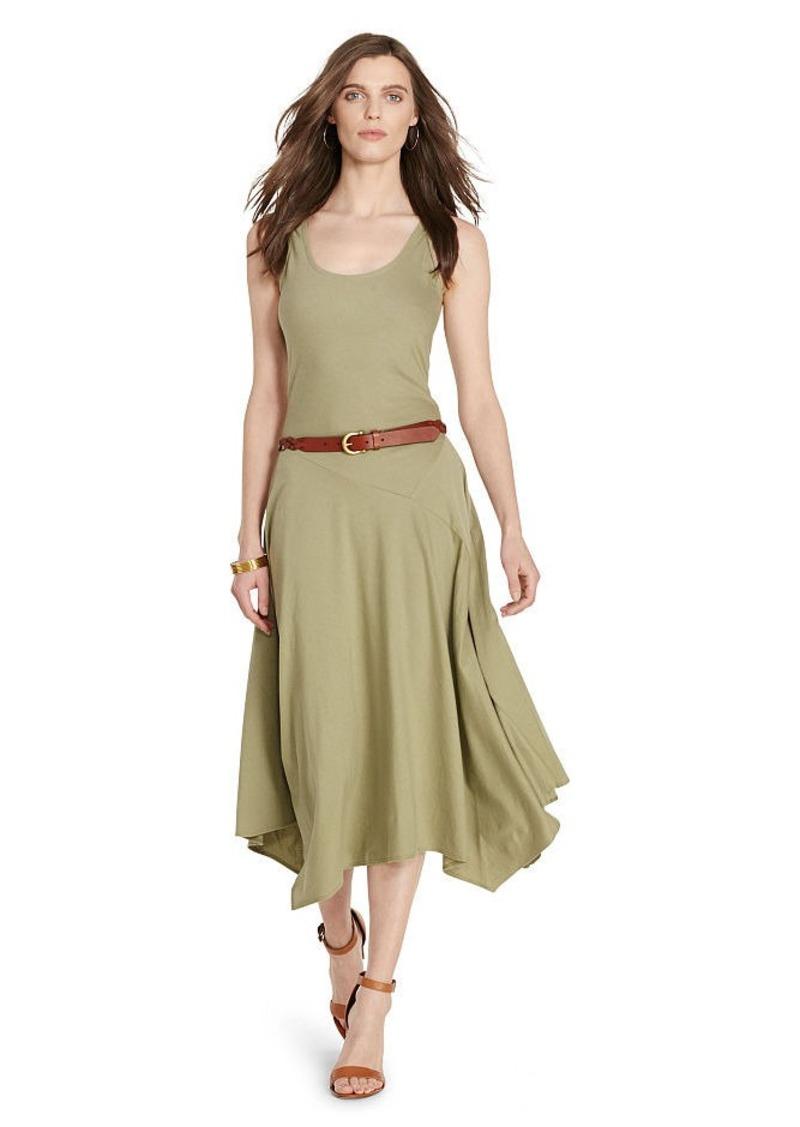 Ralph Lauren Scoopneck Jersey Dress