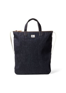 Ralph Lauren Selvedge Denim Tote