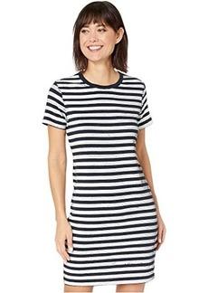 Ralph Lauren Sequined Short Sleeve Dress