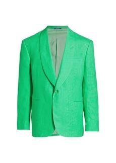 Ralph Lauren Shawl Collar Linen Sportcoat