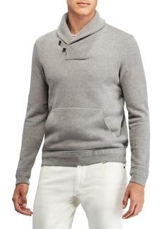 Ralph Lauren Shawl-Collar Sweater