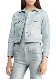 Ralph Lauren Sherwin Jean Trucker Jacket
