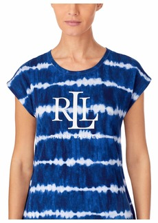 Ralph Lauren Short Dolman Sleeve Lounge Tee