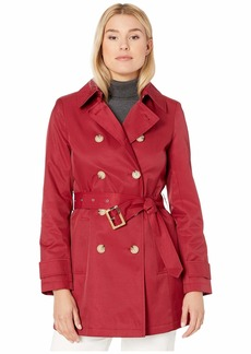 Ralph Lauren Short Double Breasted Trench