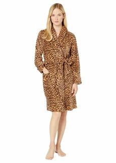 Ralph Lauren Short Shawl Collar So Soft Robe