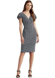 Ralph Lauren Short Sleeve Day Dress