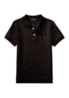 Ralph Lauren Short-Sleeve Logo Embroidery Polo Shirt  Size 4-7