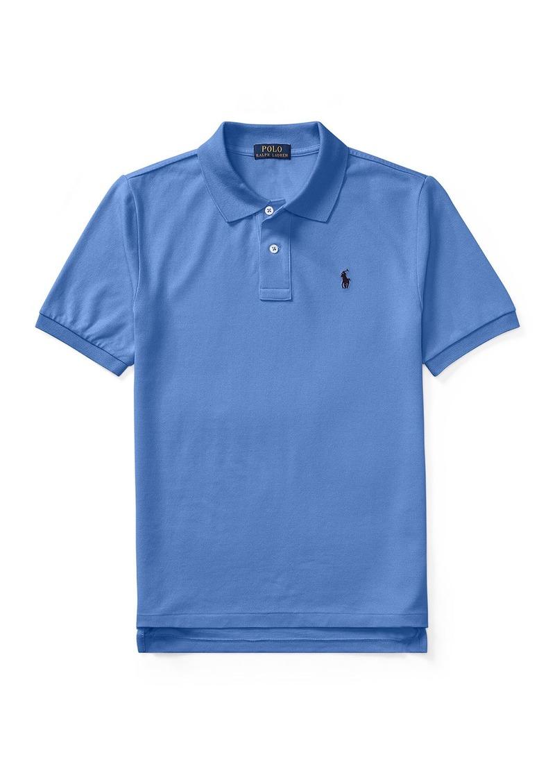 Ralph Lauren Short-Sleeve Logo Embroidery Polo Shirt  Size S-XL