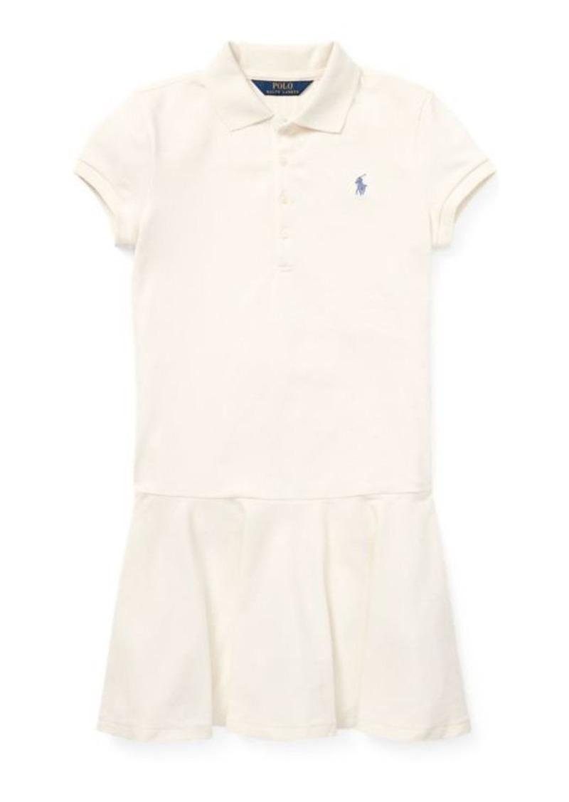 aebbcada Ralph Lauren Short-Sleeve Polo Dress | Dresses