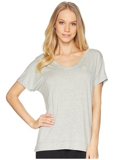 Ralph Lauren Short Sleeve V-Neck Raglan Top
