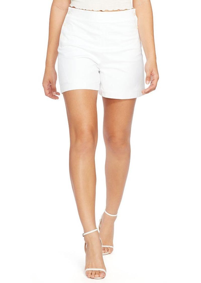 Ralph Lauren Side-Button Short