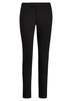 Ralph Lauren Side-Stripe Ponte Pant