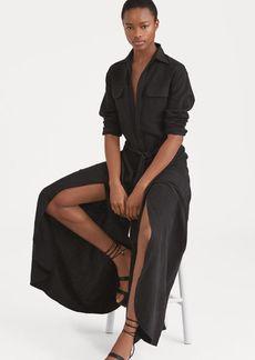 Ralph Lauren Silk-Blend Jumpsuit