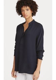 Ralph Lauren Silk Georgette Shirt