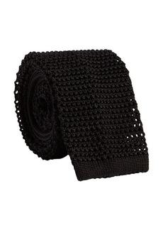 Ralph Lauren Silk Knit Tie