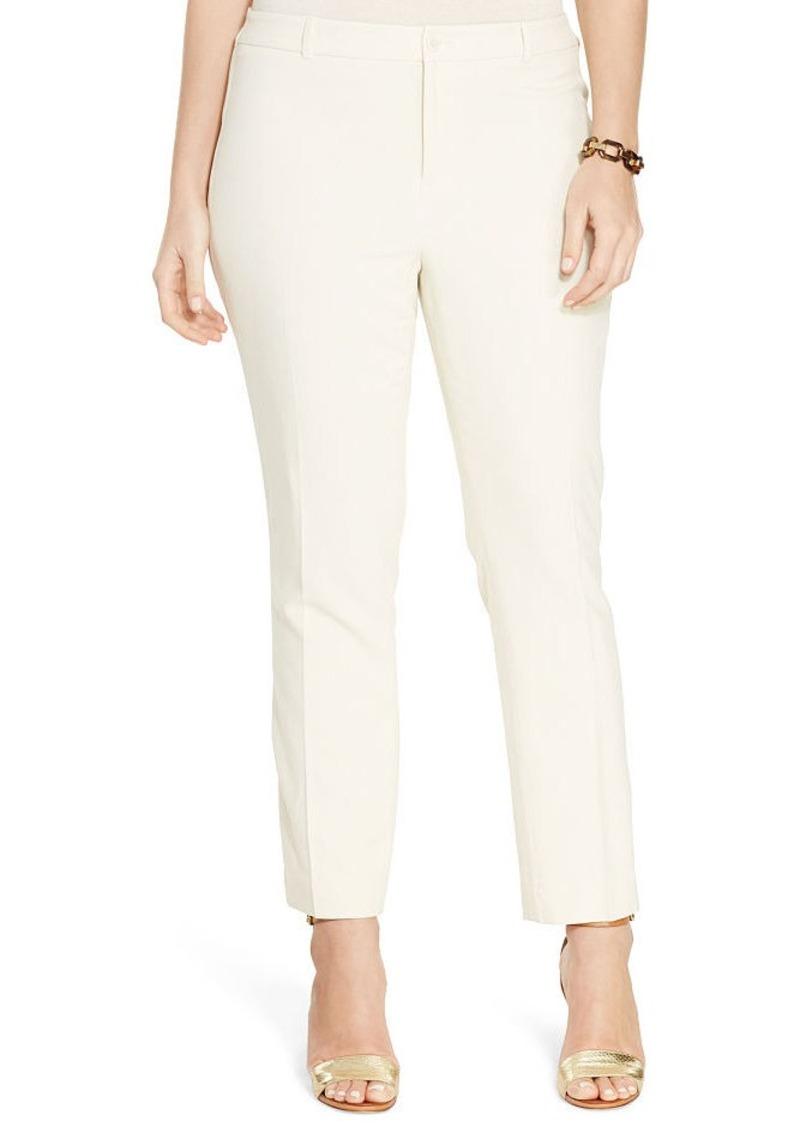 Ralph Lauren Silk Skinny Pant