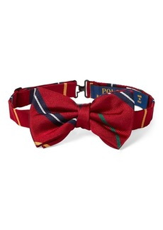 Ralph Lauren Silk Twill Bow Tie