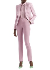 Ralph Lauren Simone Herringbone Pants