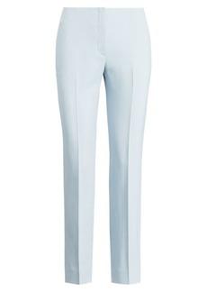 Ralph Lauren Simone Wool-Silk Pant