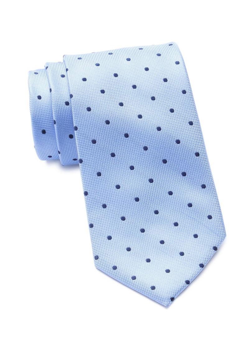 Ralph Lauren Simple Dot Silk Neat Tie