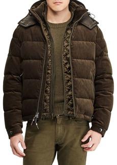 Ralph Lauren RLX Skidmore Corduroy Puffer Jacket