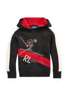 Ralph Lauren Skier Merino Hooded Sweater
