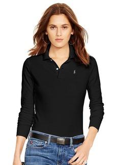 Ralph Lauren Skinny Fit Long-Sleeve Polo
