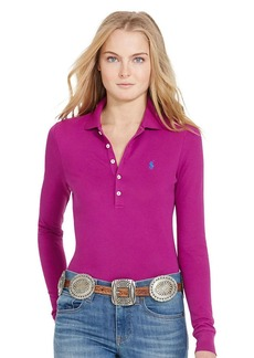 Ralph Lauren Skinny Fit Stretch Polo Shirt