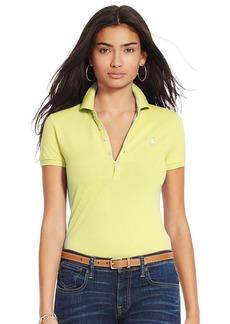 Ralph Lauren Skinny-Fit Stretch Polo Shirt