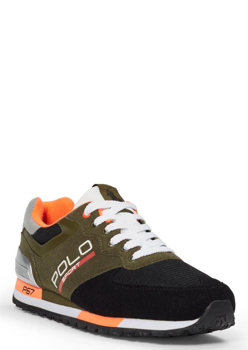 Ralph Lauren Slaton Tech Polo Sneaker