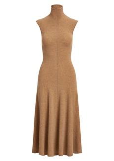 Ralph Lauren: Polo Sleeveless Cashmere Dress