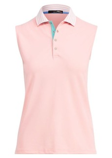 Ralph Lauren Sleeveless Golf Polo Shirt