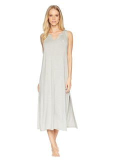 Ralph Lauren Sleeveless Peasant Neck Ballet Gown