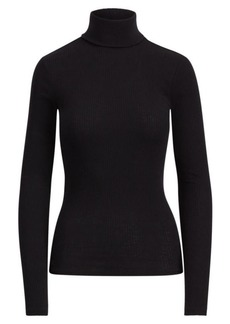 Ralph Lauren Slim Fit Cashmere Turtleneck