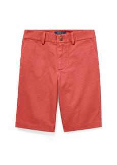 Ralph Lauren Slim Fit Cotton Chino Short