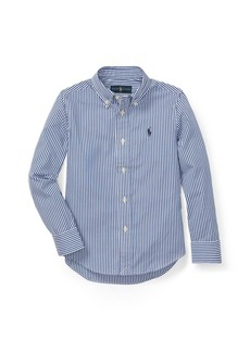 Ralph Lauren Slim Fit Cotton Dress Shirt