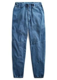 Ralph Lauren Slim Fit Cotton Jersey Pant