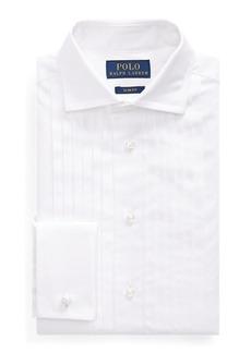Ralph Lauren Slim Fit Cotton Tuxedo Shirt