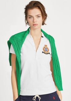 Ralph Lauren Slim Fit Crest Polo Shirt