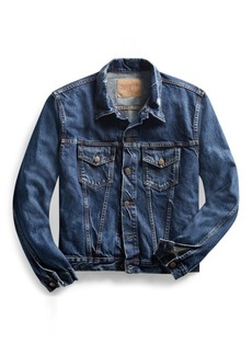 Ralph Lauren Slim Fit Denim Trucker Jacket