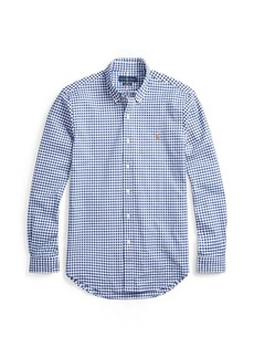 Ralph Lauren Slim Fit Gingham Shirt