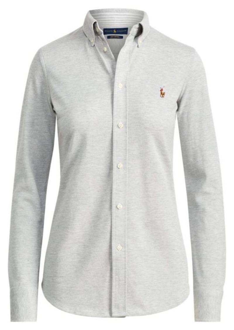 51c3bb83 Ralph Lauren Slim Fit Oxford Shirt | Dress Shirts