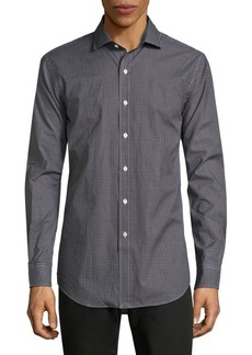 Ralph Lauren Slim-Fit Poplin Button-Down Shirt
