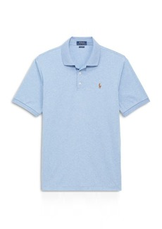 Ralph Lauren Slim Fit Soft-Touch Polo Shirt