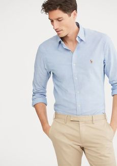 Ralph Lauren Slim Fit Stretch Oxford Shirt