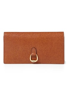Ralph Lauren Slim Leather Wallet