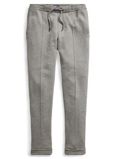Ralph Lauren Slim Tapered Cotton-Blend Pant