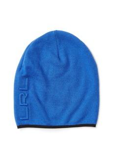 Ralph Lauren Slouchy Wool-Blend Hat