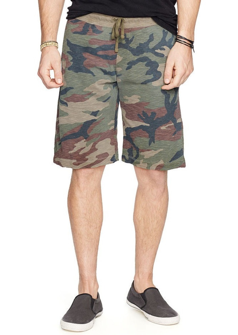 Ralph Lauren Slub Cotton Jersey Short